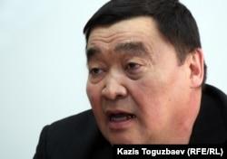 Рамазан Есергепов, председатель комитета «Жанаозен-2011». Алматы, 29 февраля 2012 года.