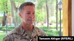 اسکات میلر فرمانده عمومی مأموریت حمایت قاطع به رهبری ناتو در افغانستان