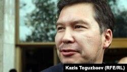 Серикжан Мамбеталин. Алматы, 28 апреля 2012 года.
