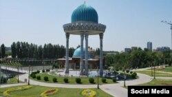 Мэмарыял ахвярам палітычных рэпрэсій у Ташкенце