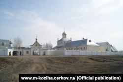 Михаило-Архангельский мужской монастырь в с. Козиха Ордынского р-на Новосибирской области