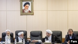 Iran's Expediency Discernment Council meeting, March 2. 2019.
