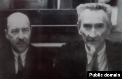 Уладзімер Самойла і Антон Луцкевіч. 1930-я гг