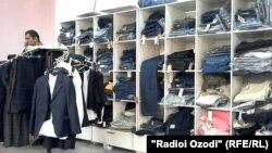 В Таджикистане многие предприятия покинули рынок из-за отсутствия спроса на их продукцию. Иллюстративное фото