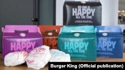 Несчастливые блюда Burger King
