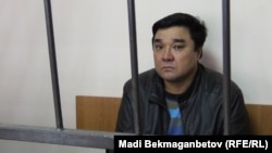 Ықылас Қабдуақасов, Жетінші күн адвентистері шіркеуі мүшесі. Астана, 9 қазан 2015 жыл.