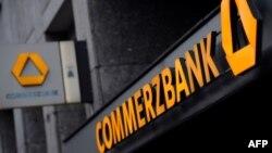 دفتر بانک در کلن آلمان