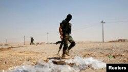 اجساد بیرون آورده شده از گورهای دسته جمعی در عراق