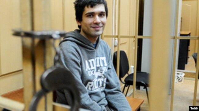 Андрей Барабанов в суде