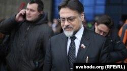 Представник угруповання «ЛНР» на переговорах у Мінську Владислав Дейнего