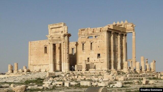 دولت اسلامی بزرگترین معبد باستانی خاورمیانه را منفجر کرد