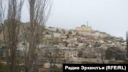 Дағыстандағы Губден ауылы.