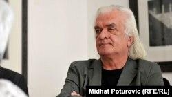 Mile Stojić, predsjednik žirija za dodjelu nagrade 'Meša Selimović'