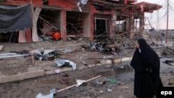 Bagdad, 13 janar 2014.