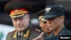 ژنرال نیکولا ماکاروف، فرمانده ستاد کل نیروهای مسلح روسیه