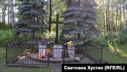 Памятник жертвам репрессий. Суэтук, 2019 год