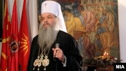 Поглаварот на Македонската православна црква - Охридска архиепископија г.г Стефан.
