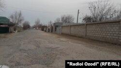 """Ҷамоати """"Тоҷикобод""""-и ноҳияи Вахш."""