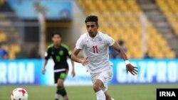 در مرحله یکهشتم نهایی جام جهانی نوجوانان، ایران با برتری دو بر یک مقابل مکزیک به جمع هشت تیم برتر جهان پیوست.