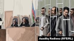 Azerbaijan -- cartoon by Gunduz Aghayev