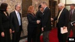 Делегација на Конгресот на САД на средба со пратениците во Собранието на Македонија