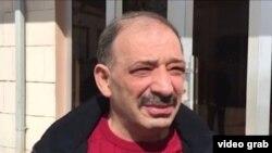 Ադրբեջանցի քաղաքական մեկնաբան Ռաուֆ Միրկադիրով, արխիվ