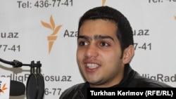 Azerbaijani blogger Cabbar Savalan