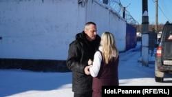 Данис Сафаргали выходит на свободу. 4 марта 2019 года