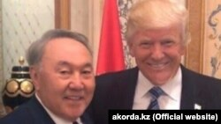 Gazak prezidenti Tramp bilen duşuşyp, Owganystany we Orsýeti maslahat eder