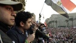 گفتوگوی مراد ویسی با ایرج گرگین در باره رسانهها و بهار عربی