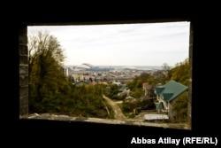 Soçidə olimpiya obyektlərinin inşası