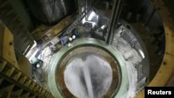منشأة نووية في بوشهر الإيرانية