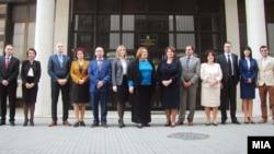 Дванаесетте јавни обвинители кои го сочинуваат тимот на специјалната обвинителка Катица Јанева.
