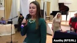 Калфак остасы Светлана Габбасова