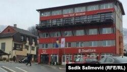 Motel Alić u Srebrenici