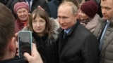 Встреча Владимира Путина с горожанами. Петербург, 19 февраля 2020 года