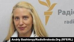 Член координаційної ради громадського руху «Чесно» Світлана Заліщук