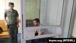 Степан Резуник у суді, архівне фото
