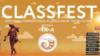 Afișul Festivalului Internaţional al Şcolilor de Teatru şi Film - ClassFest, Chișinău