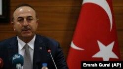 Ministri i Jashtëm turk, Mevlut Cavusoglu, foto nga arkivi.