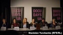 Журі фестивалю документального кіно Docudays UA 2018