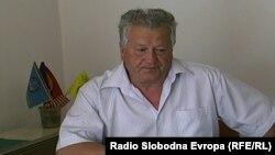 Лазе Ангелески, претседател на регионалната канцеларија на Сојузот на синдикати на Македонија во Прилеп.