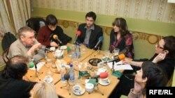 """""""Свобода"""" в клубе """"Квартира 44"""", 12 февраля 2009 г."""