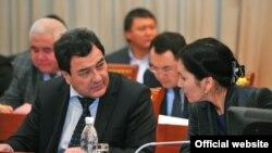 Шамил Атаханов жана Аида Салянова. Архивдик сүрөт.