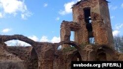 Руіны Гальшанскага замку