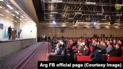 مراسم فراغت افسران افغان