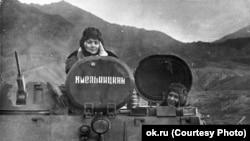 Кабул, 181-й мотострелковый полк. Из архива Людмилы Скора