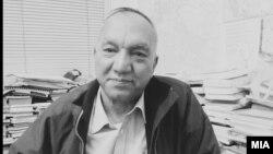 Проф. д-р Трајко Петровски, првиот доктор на науки од ромска националност