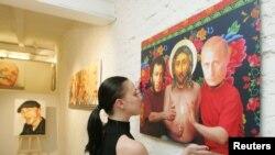 Владимир Путиннің карикатуралық портреті, 22 мамыр 2007 жыл