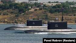 Valery Pshenichny was accused of embezzling millions of rubles meant for the construction of military submarines.